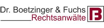 Rechtsanwälte Dr. Boetzinger & Fuchs - Lüneburg